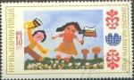 Sellos de Europa - Bulgaria -  Asamblea Internacional de Niños