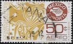 Sellos del Mundo : America : México :  México Exporta Componentes Electrónicos