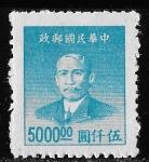 Sellos de Asia - China -  China-cambio