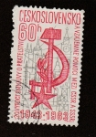 Sellos de Europa - Polonia -  20 Aniv. del tratado de amistad de Polonia con la URSS