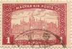 Sellos del Mundo : Europa : Hungría : MAGYAR KIR POSTA