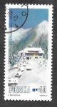 Sellos de Europa - Polonia -  1930 - Casas de montaña en el Parque Nacional Tatra