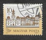 Sellos de Europa - Hungría -  3022 - Palacio de Festetics