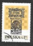Sellos de Europa - Polonia -  2043 - X Festival Internacional de Ajedrez. Lublin