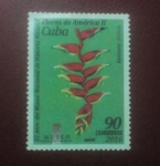 Sellos del Mundo : America : Cuba : 52 aniversario del museo nacional de historia natural