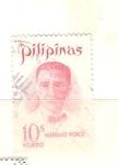 Sellos de Asia - Filipinas -  mariano ponce