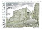 Sellos del Mundo : Europa : España : castillo de montesouiu