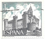 Sellos del Mundo : Europa : España : castillo de turegano