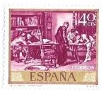 Sellos del Mundo : Europa : España :  Fortuny 1