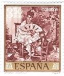 Sellos del Mundo : Europa : España :  Fortuny 8