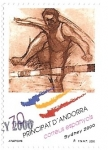 Sellos de Europa - Andorra -  Sydney 2000