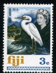 Sellos del Mundo : Oceania : Fiji : Garza