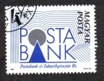 Sellos de Europa - Hungría -  Ahorro y seguro, banco postal.