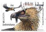 Sellos del Mundo : Europa : España : quebrantahuesos