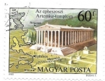 Sellos de Europa - Hungría -  arqueología