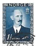 Sellos de Europa - Noruega -  básica