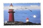 Sellos de Europa - Noruega -  faro