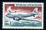 Sellos del Mundo : Africa : Rep_Centroafricana : Duglas D.C. 3