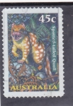Sellos de Oceania - Australia -   mamífero marsupial