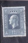 Sellos de Europa - Noruega -  rey Olaf V