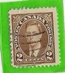 Sellos del Mundo : America : Canadá :  Jorge VI