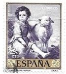 Sellos de Europa - España -  Murillo