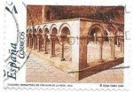 Sellos del Mundo : Europa : España :  Monasterio de San Juan de la Peña