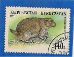 Sellos del Mundo : Asia : Kirguistán : Animales