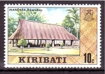 Sellos del Mundo : Oceania : Kiribati : Motivos locales