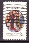 Sellos de America - Estados Unidos -  Navidad