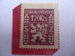 Sellos de Europa - Checoslovaquia -  Escudo de Armas - Serie:Sello Oficial - Escudo de Armas
