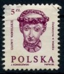 Sellos del Mundo : Europa : Polonia : POLONIA_SCOTT 2682A $0.25