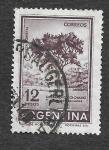 Sellos de America - Argentina -  697 - Riqueza Forestal