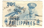 Sellos del Mundo : Asia : Filipinas : Cesar Fernando Basa