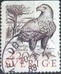 Sellos de Europa - Suecia -  Scott#1678 , intercambio 0,30 usd , 2,20 krona , 1988