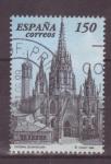 Sellos de Europa - España -  Catedral de Barcelona