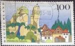 Sellos de Europa - Alemania -  Scott#1800 , intercambio 0,55 usd. , 100 cents. , 1995