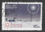 Sellos de Europa - Rusia -  3110 -  Conquistas Científicas del Ártico y la Antártida