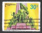 Sellos de Asia - Filipinas -  1351 - Monumento a Andrés Bonifacio