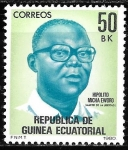 Sellos de Africa - Guinea Ecuatorial -  Guinea Ecuatorial-cambio
