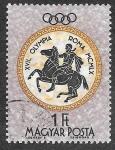 Sellos de Europa - Hungría -  1232 - XVII JJOO Roma