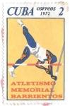 Sellos de America - Cuba -  deportes