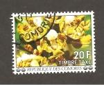 Sellos de Africa - Comores -  INTERCAMBIO