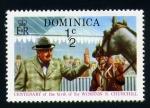 Sellos del Mundo : America : Dominica : Centenario