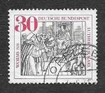Sellos de Europa - Alemania -  1063 - 450 Aniversario de la Dieta de los Gusanos