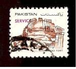 Sellos de Asia - Pakistán -  INTERCAMBIO