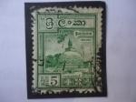 Sellos de Asia - Sri Lanka -  Keri vehera (S. XII) en Polonnaruwa - Unesco