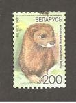 Sellos de Europa - Bielorrusia -  FAUNA