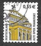 Sellos de Europa - Alemania -  2204 - Monumentos
