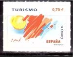 Sellos de Europa - España -  Turismo en España